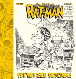 M.M. Lupoi scrive di Rat-Man