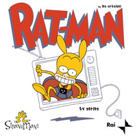 Il cartone di Rat-Man torna in TV