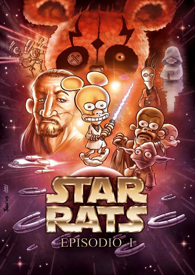 Star Rats – Episodio I