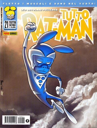 È uscito Tutto Rat-Man 21