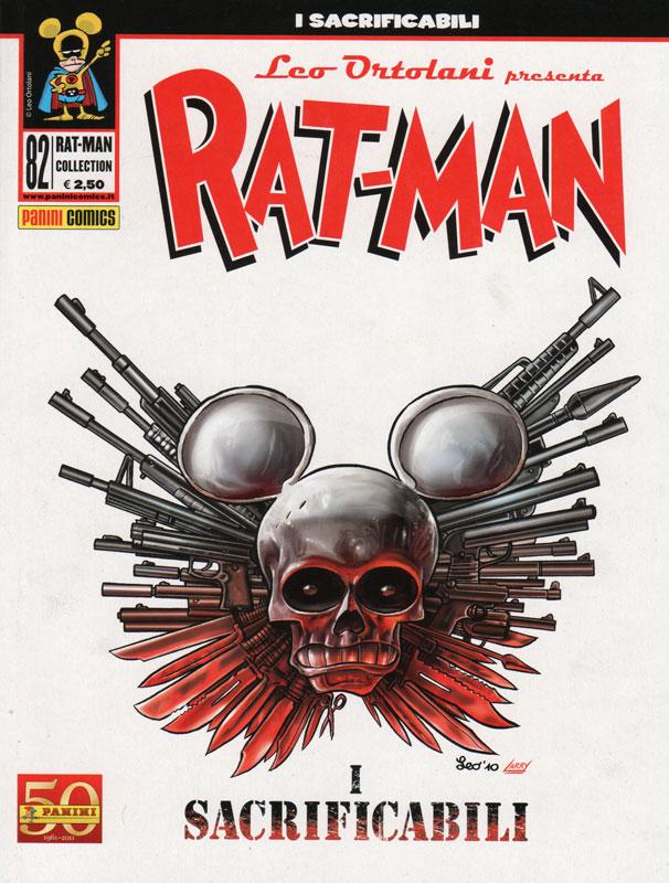 Premio Fede a Strisce 2011 per Rat-Man