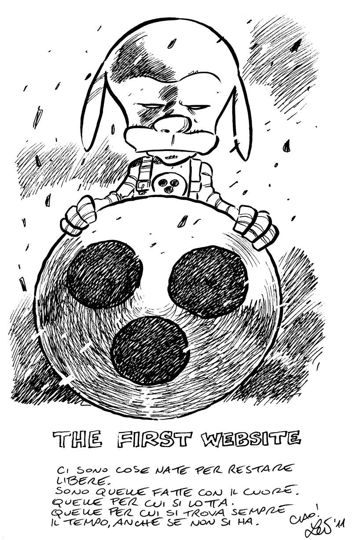 Rat-cartoline a Lucca Comics