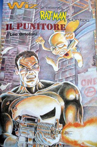 """Focus: """"Rat-Man vs il Punitore"""""""