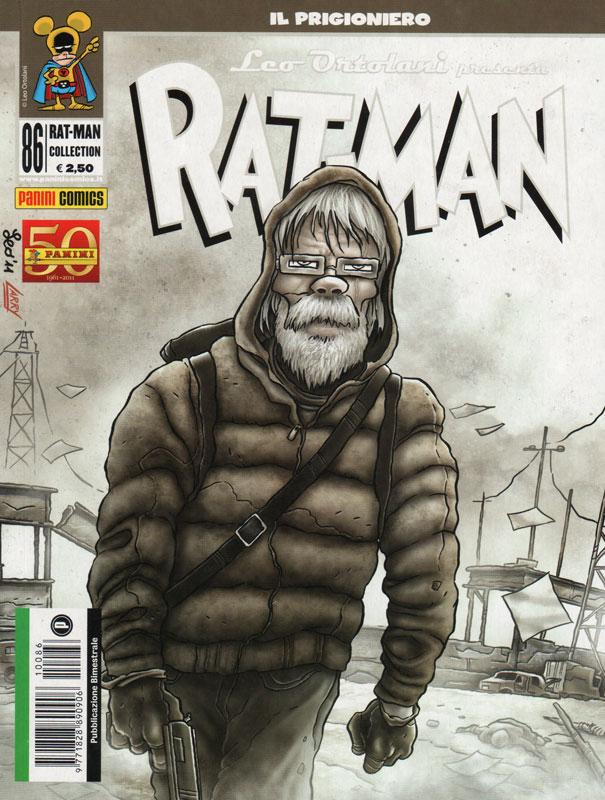 È uscito Rat-Man Collection 86