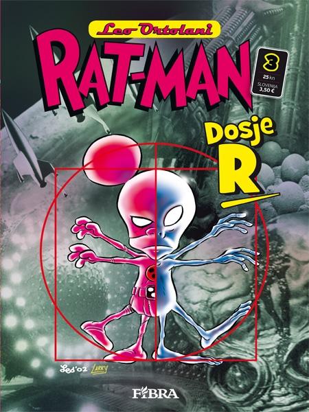 È uscito il terzo numero del Rat-Man croato