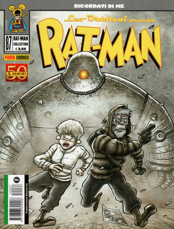 Uscito Rat-Man Collection 87