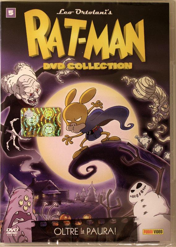 Uscito il quinto DVD del cartone