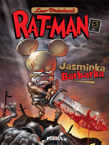 Uscito il Rat-Man croato n. 5