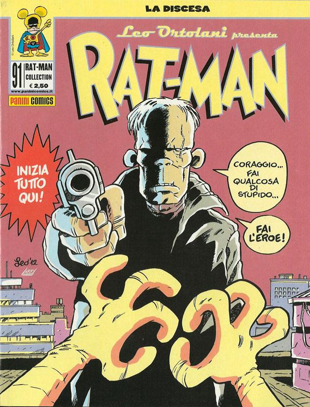 Rat-Man n° 91-92-93 - La trilogia