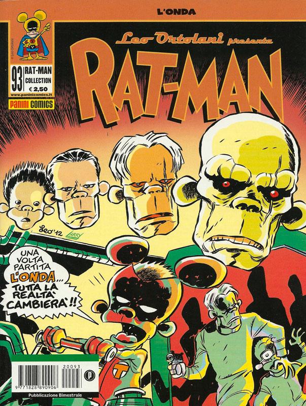 Uscito Rat-Man 93