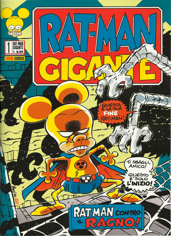 rat man era Influences the way we perceive the world the rat-man study - bugelski & alamay (1961) study on the perception of ambiguous figures to show how formerly formed.