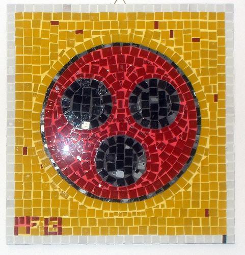 I mosaici di Rat-Man