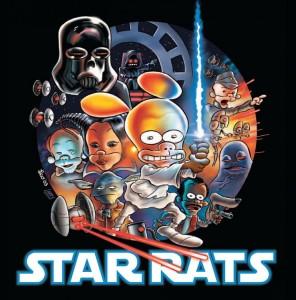 Star Rats Episode IV: Eine schwache hoffnung