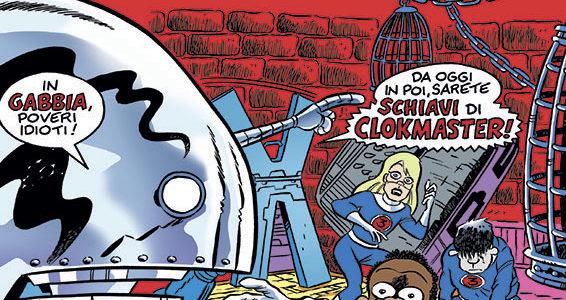 La copertina di Rat-Man Gigante 41