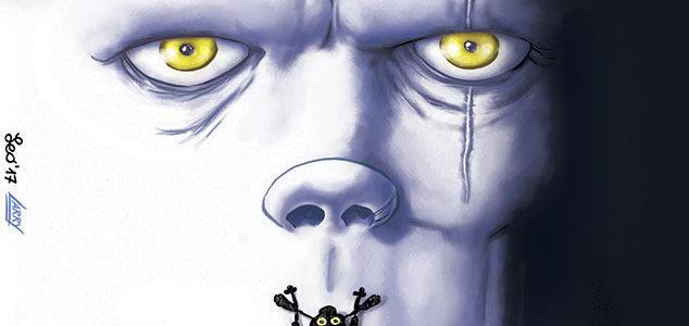 La copertina di Tutto Rat-Man 56