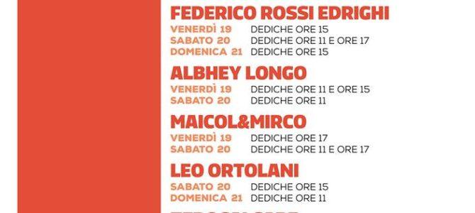 Le dediche di Leo Ortolani a Torino