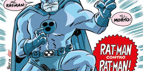 La copertina di Rat-Man Gigante 44