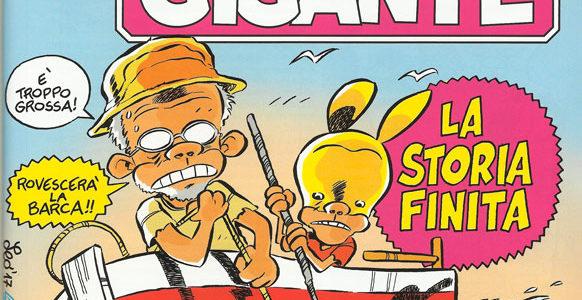 Uscito Rat-Man Gigante 42