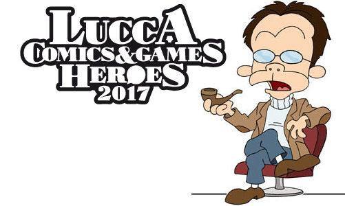 Leo a Lucca Comics