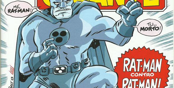 Uscito Rat-Man Gigante 44