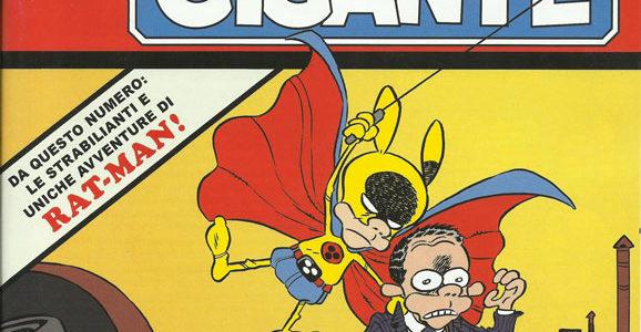 Uscito Rat-Man Gigante 45
