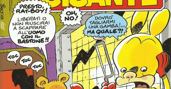 Uscito Rat-Man Gigante 46