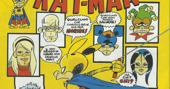 Annunciato il quarto cofanetto per i Rat-Man Gigante