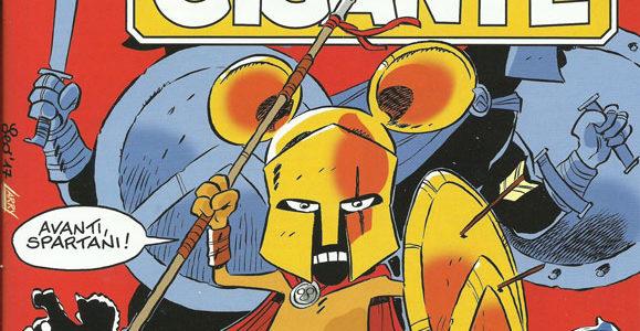 Uscito Rat-Man Gigante 47