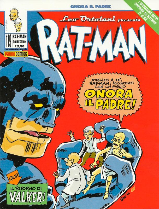 rat man era Ok, lo confesso ho scoperto leo ortolani troppo tardi, quando rat-man era  diventato un pezzo grosso già da parecchio tempo grande-.