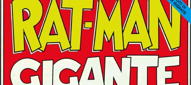 Gli inediti di Rat-Man Gigante raccolti in volumi