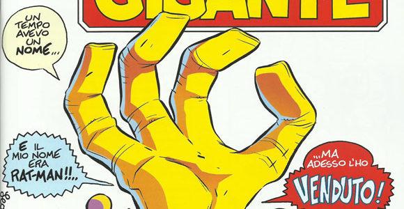 Uscito Rat-Man Gigante 50