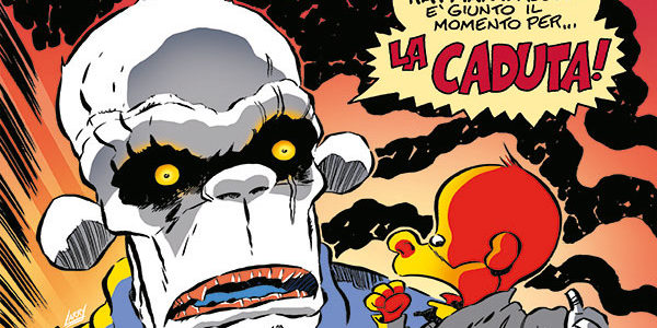 La copertina di Rat-Man Gigante 51