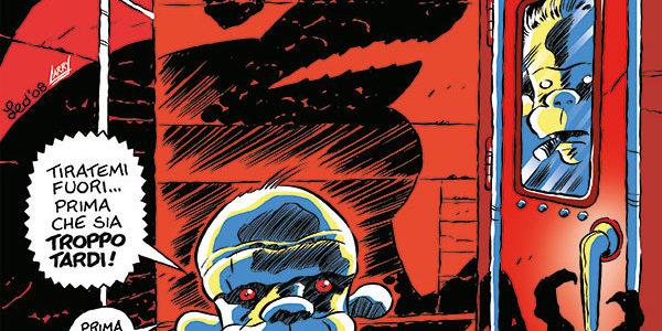 La copertina di Rat-Man Gigante 52