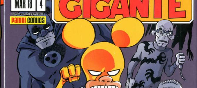 Uscito il quarto cofanetto di Rat-Man Gigante