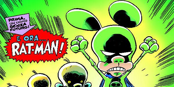 La copertina di Rat-Man Gigante 54