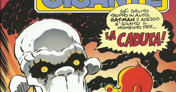 Uscito Rat-Man Gigante 51