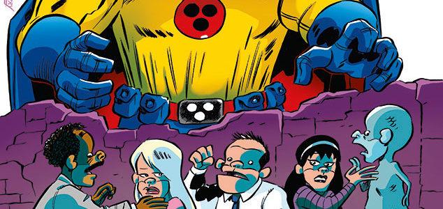 La copertina di Tutto Rat-Man 59
