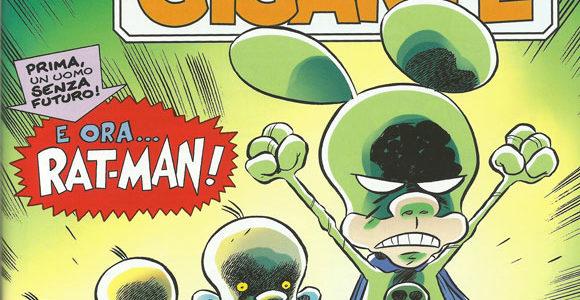 Uscito Rat-Man Gigante 54