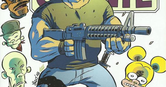 Uscito Rat-Man Gigante 56