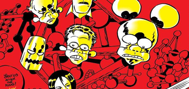La copertina di Rat-Man Gigante 57