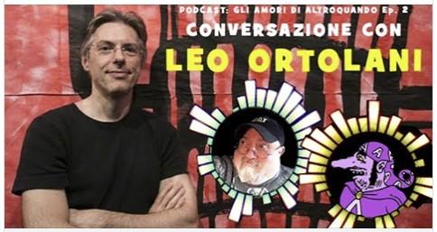 AltroQuando intervista Leo Ortolani