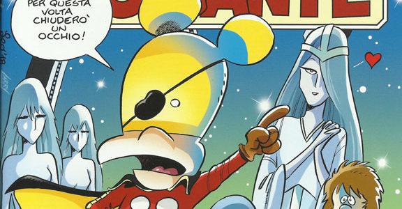 Uscito Rat-Man Gigante 60