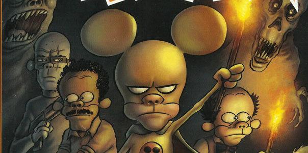 Uscito Tutto Rat-Man 61