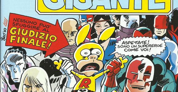 Uscito Rat-Man Gigante 63