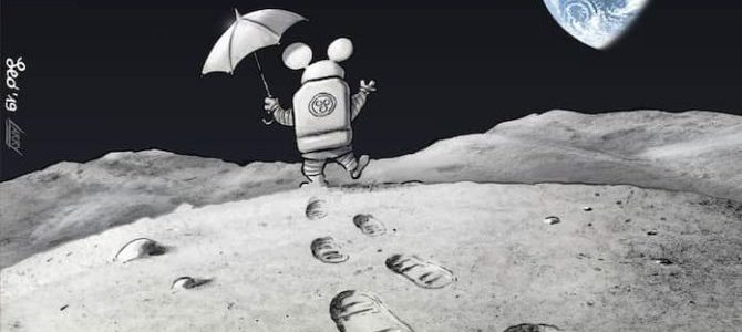 Leo Ortolani racconta Luna 2069