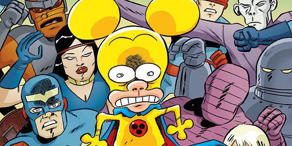 L'immagine del prossimo cofanetto di Rat-Man Gigante