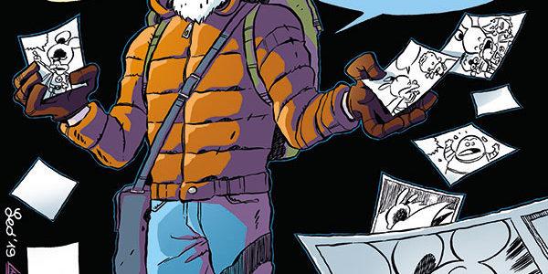 La copertina di Rat-Man Gigante 71