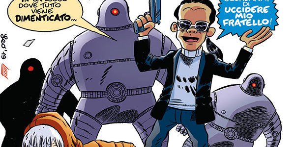 La copertina di Rat-Man Gigante 72
