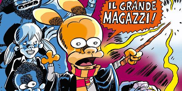 La copertina di Rat-Man Gigante 73