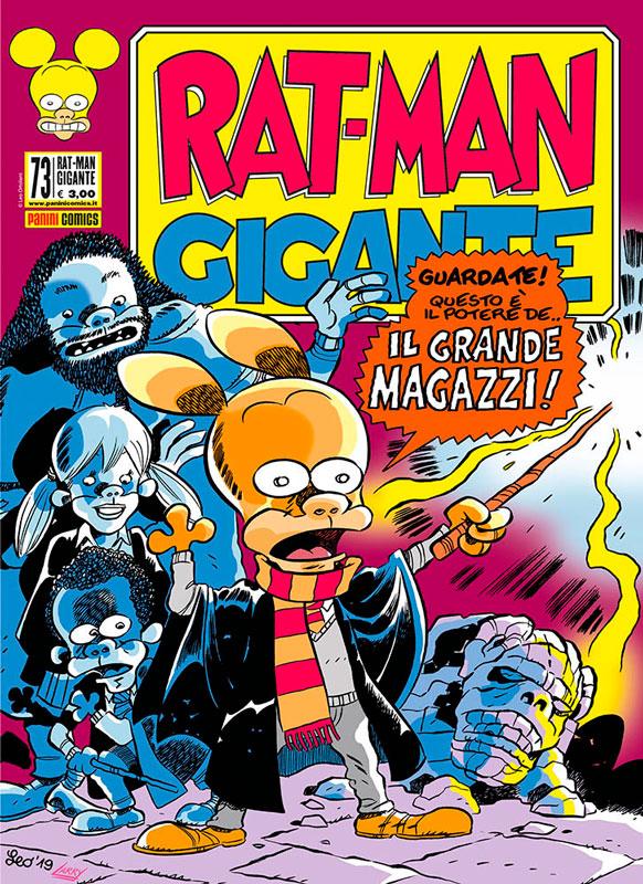 Uscito Rat-Man Gigante 73